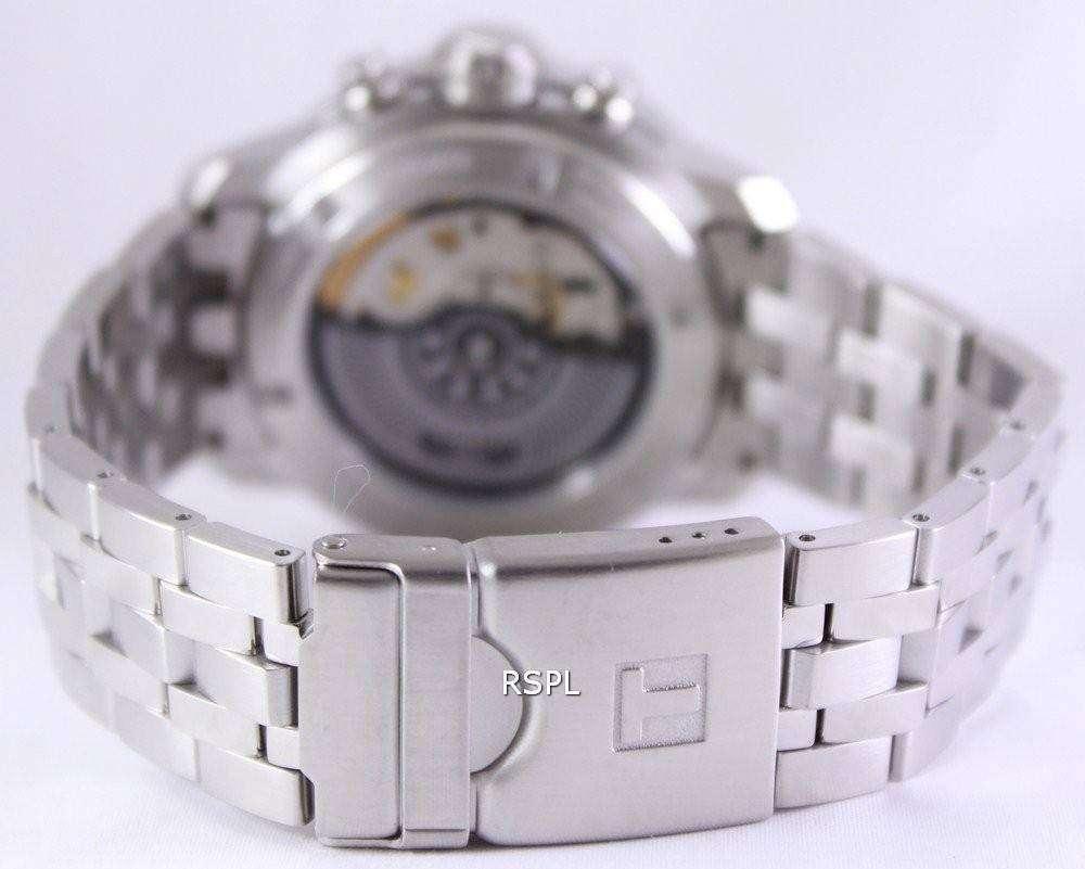 1e07359e9b6 Tissot PRC 200 Automatic Chronograph T055.427.11.057.00 Mens Watch ...