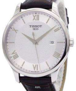 Tissot T-Classic Tradition T063.610.16.038.00 T0636101603800 Men's Watch