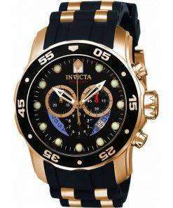 Invicta Pro Diver Chronograph Quartz 100M 6981 Mens Watch