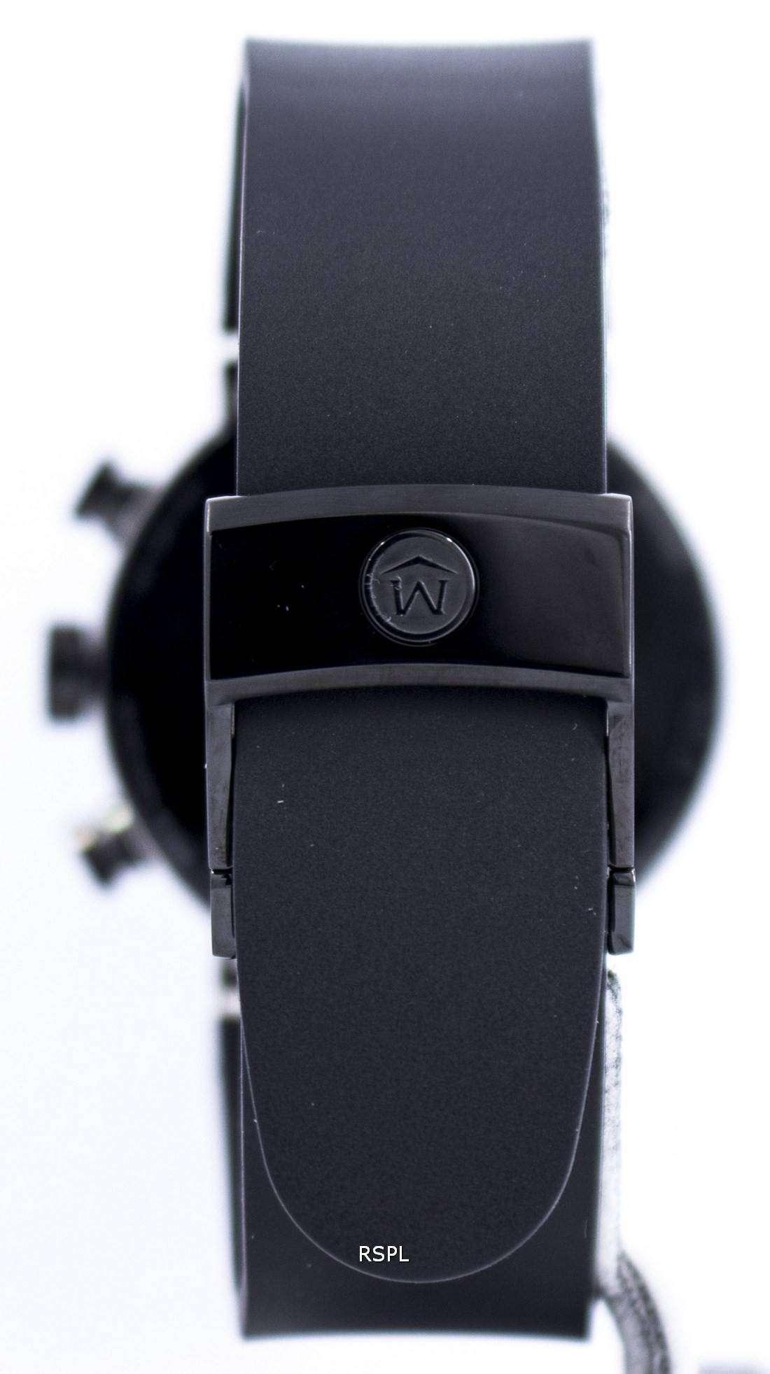 ... Movado Sapphire Synergy Chronograph Swiss Made Quartz 0606501 Mens  Watch ... 8350cffee