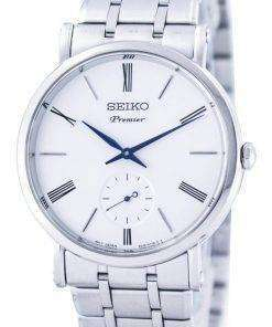 Seiko Premier Small Second Hand Quartz SRK033 SRK033P1 SRK033P Men's Watch
