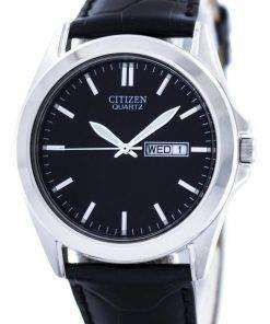 Citizen Quartz Black Dial BF0580-06E Mens Watch