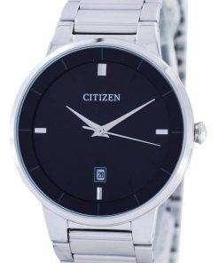 Citizen Quartz Black Dial BI5010-59E Mens Watch
