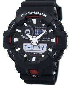 Casio G-Shock Illuminator Analog Digital GA-700-1A Men's Watch