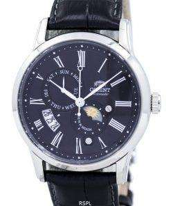 Orient Sun & Moon Automatic Japan Made SAK00004B Men's Watch