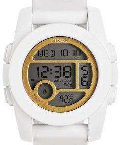 Nixon Unit 40 Dual Time Alarm Digital A490-1035-00 Women's Watch