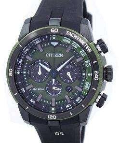 Citizen Eco-Drive Chronograph Tachymeter CA4156-01W Men's Watch