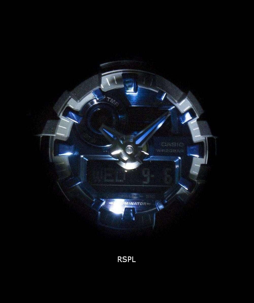 3cd5b238443 ... Watch 1 Casio G-Shock Analog Digital 200M GA-710-1A2 Men s ...