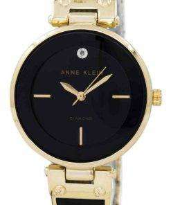 Anne Klein Quartz 1414BKGB Women's Watch