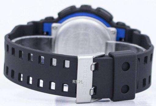Casio G-Shock World Time Alarm GA-100-1A2 GA-100 Watch