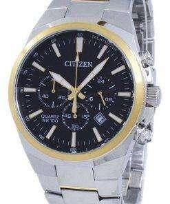 Citizen Chronograph Tachymeter Quartz AN8174-58E Men's Watch