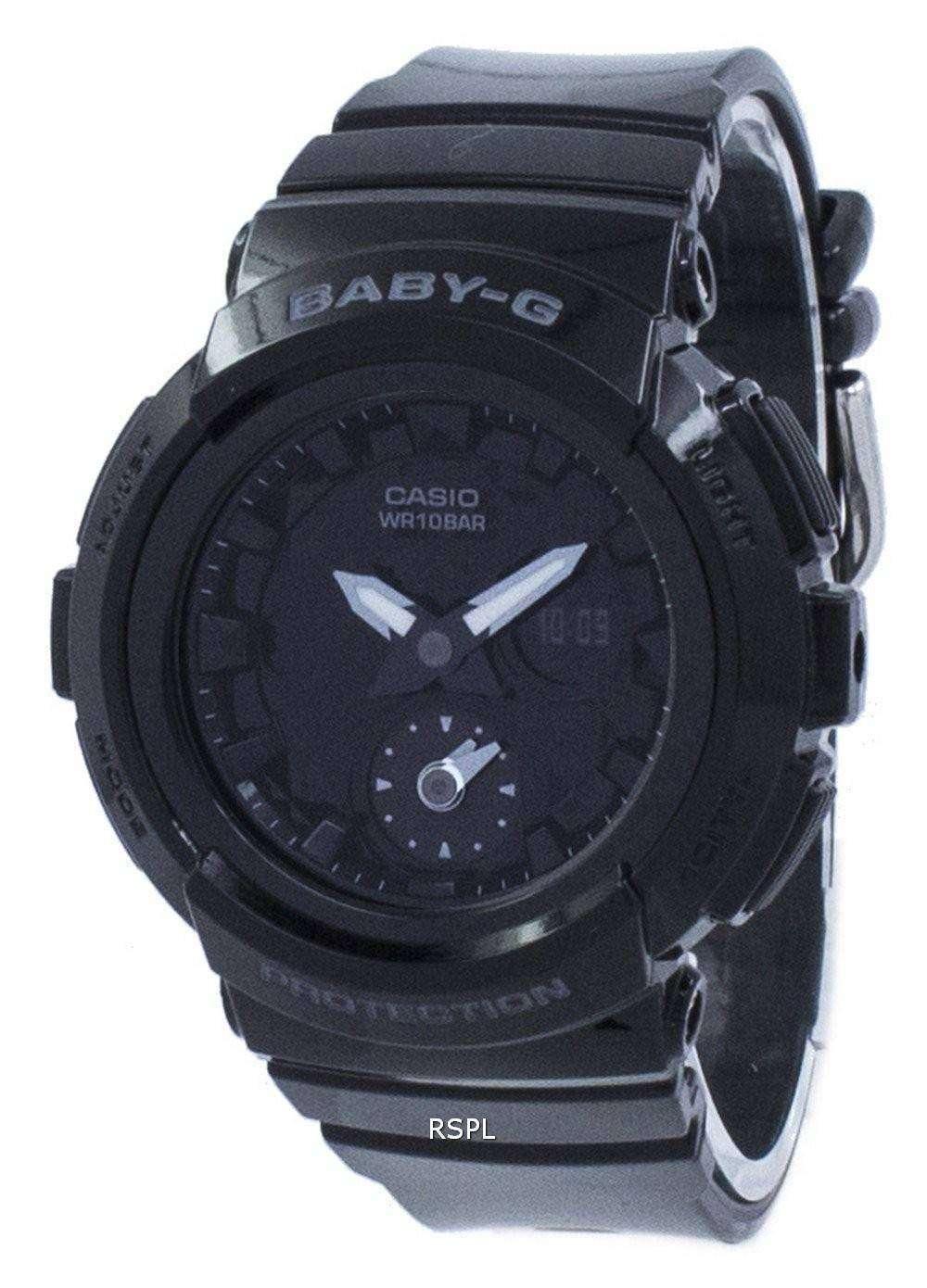 53fa0ff43 Casio Baby-G Shock Resistant Analog Digital BGA-195-1A BGA195-1A ...