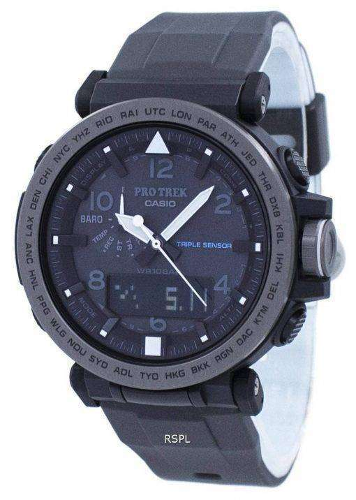 Casio ProTrek Triple Sensor Tough Solar PRG-650Y-1 PRG650Y-1 Men's Watch