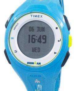 Timex Ironman Run X20 GPS Indiglo Digital TW5K87600 Unisex Watch