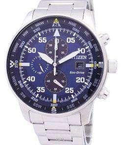 Citizen Aviator Eco-Drive Chronograph CA0690-88L Men's Watch