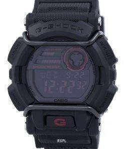 Casio G-Shock Flash Alert Super Illuminator 200M GD-400-1 Mens Watch