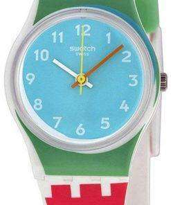 Swatch Originals De Travers Quartz LW146 Women's Watch