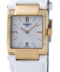 Tissot T-Lady T02 Quartz T090.310.36.111.00 T0903103611100 Women's Watch
