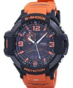 Casio G-Shock Gavitymaster Neon Illuminator Analog-Digital GA-1000-4A Men's Watch