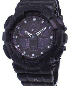 Casio G-Shock Analog Digital 200M GA100BT-1A GA-100BT-1A Men's Watch