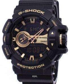 Casio G-Shock Analog Digital World Time GA-400GB-1A9 Mens Watch