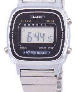 Casio Digital Classic Alarm Timer LA670WA-1DF LA670WA-1 Womens Watch