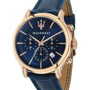1a12806be0bd Maserati Epoca Chronograph Quartz R8871618007 Men s Watch