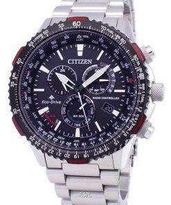 Citizen Promaster Eco-Drive Radio Controlled Chronograph 200M CB5001-57E Men's Watch