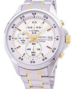 Seiko Chronograph Quartz SKS629 SKS629P1 SKS629P Men's Watch