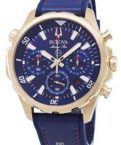 Bulova Marine Star 97B168 Chronograph Quartz Men's Watch