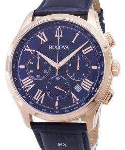 Bulova Classic 97B170 Chronograph Quartz Men's Watch