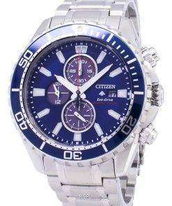 Citizen Promaster Eco-Drive CA0710-82L Chronograph 200M Men's Watch