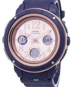 becb37cc3ab2 Casio Baby-G BGA-150PG-2B1 Illumination Analog Digital Women's Watch