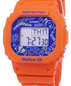 Casio Baby-G BGD-560SK-4 BGD560SK-4 Chronograph Digital 200M Women's Watch