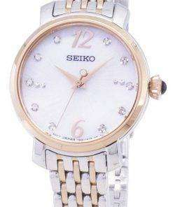 Seiko SRZ524 SRZ524P1 SRZ524P Quartz Analog Women's Watch