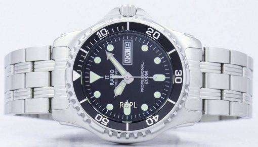 Ratio II Free Diver Professional 200M Quartz 36JL140 Men's Watch