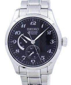 Seiko Presage Automatic Power Reserve Japan Made SPB061 SPB061J1 SPB061J Men's Watch