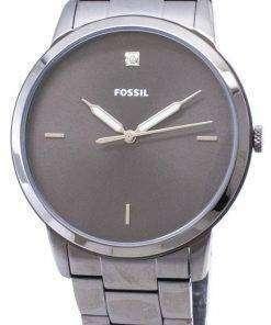 Fossil Minimalist FS5456 Quartz Analog Men's Watch
