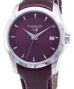 Tissot T-Classic Couturier Lady T035.210.16.371.01 T0352101637101 Quartz Women's Watch
