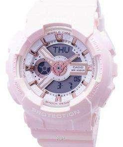 Casio Baby-G BA-110RG-4A BA110RG-4A Analog Digital Women's Watch