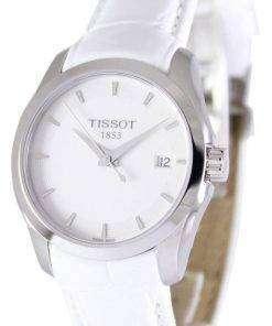 Tissot Couturier Quartz T035.210.16.011.00 T0352101601100 Women's Watch