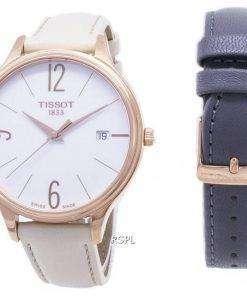Tissot T-Lady Bella Ora Round T103.210.36.017.00 T1032103601700 Quartz Women's Watch