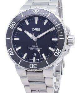 Oris Aquis Date 01 733 7730 4154-07 8 24 05PEB 01-733-7730-4154-07-8-24-05PEB 300M Automatic 300M Men's watch