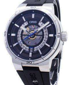 Oris TT1 Engine Date 01 733 7752 4124-07 4 24 06FC 01-733-7752-4124-07-4-24-06FC Automatic Men's Watch
