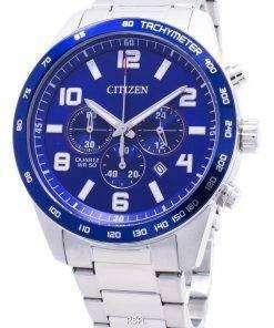 Citizen Chronograph AN8161-50L Tachymeter Quartz Men's Watch