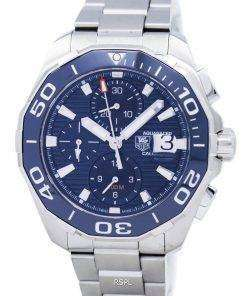 Tag Heuer Watches Aquaracer Chronograph Automatic CAY211B.BA0927 Men's Watch