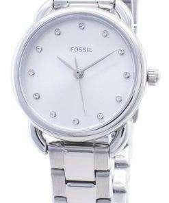 Fossil Tailor Mini ES4496 Diamond Accent Analog Women's Watch