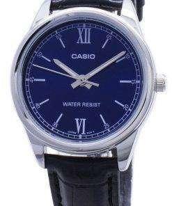 Casio Timepieces LTP-V005L-2B LTPV005L-2B Analog Women's Watch