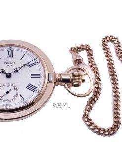 Tissot T-Pocket Savonnette Mechanical T864.405.99.033.01 T8644059903301 Automatic Pocket Watch