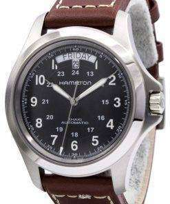 Hamilton Automatic Khaki King H64455533 Mens Watch